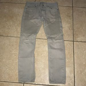Bullhead Stacked Skinny Jeans Size 28